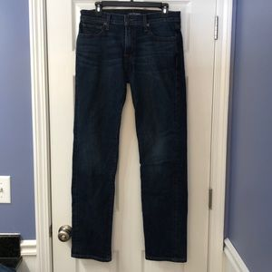 Mens Lucky Brand Jeans 32x34 221 Straight